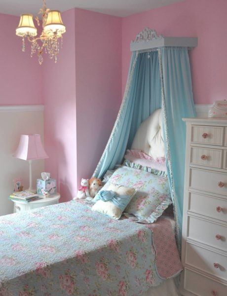 little girl princess bedroom ideas She's a Big Girl Now Princess Room - Project Nursery