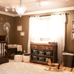 Hanging Chair Restoration Hardware Camping Rocking Chairs Ariana's Nursery - Project
