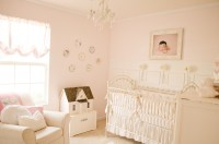 Readers' Favorite: Vintage Pink and White Nursery