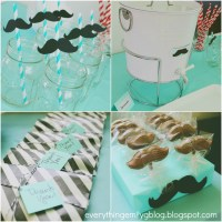 Mustache Bash Baby Shower! - Project Nursery