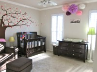 Baby Girl's Simple, Neutral Nursery - Project Nursery