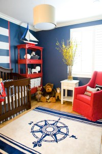 Nautical Baby Decor | Best Baby Decoration