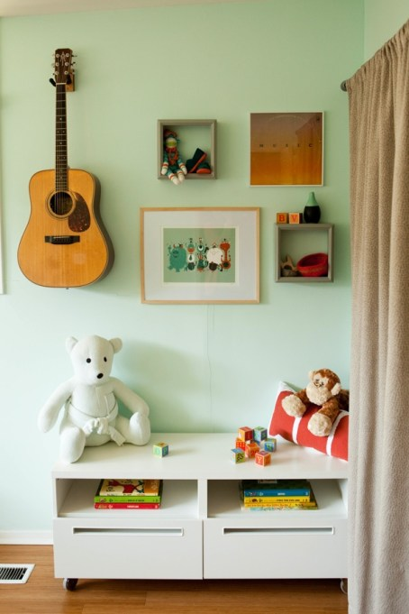 music themed bedroom nursery