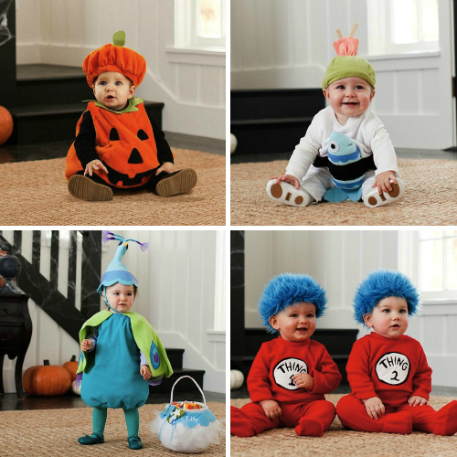 Giveaway Halloween With Pottery Barn Kids