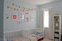 Twin Boys Toddler Room - Project Nursery