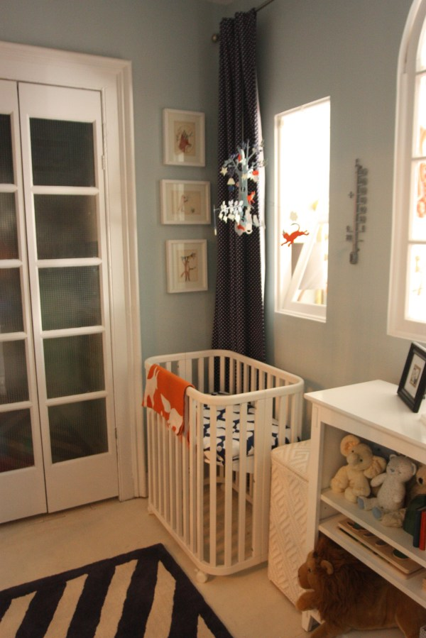 Mini Baby Cribs Small Spaces