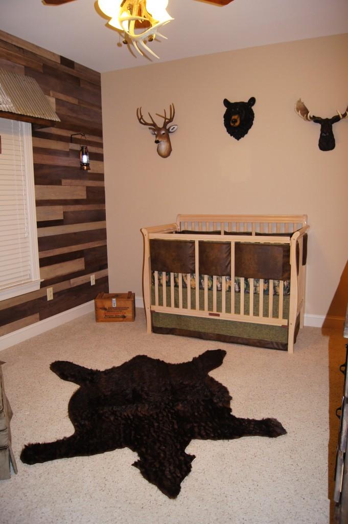 Cades LodgeDIY baby 2 nursery  Project Nursery