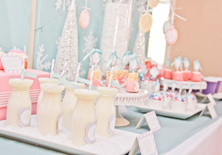 Winter Birthday Party Ideas For Girls