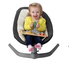 Baby Swing Chair Youtube Covers For Dining Room Chairs Nuna Leaf Child Seat Review