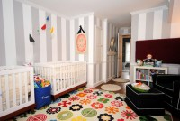 Gallery Roundup: Boy/Girl Twin Nurseries