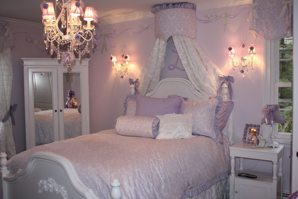 Readers Favorite Elegant Ballerina Room