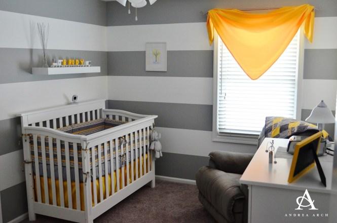 Yellow Baby Room Decor Ideas 2016 Trends