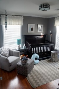 Henry's Chevron Nursery - Project Nursery