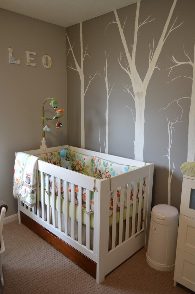 Baby Leo's Nursery  Project Nursery