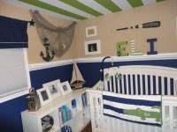 Eli's Nautical Nursery - Project Nursery