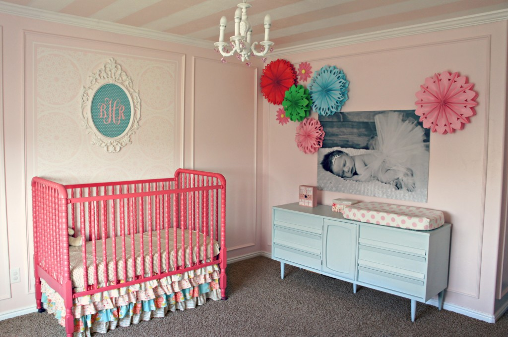 Bonnies Sweet Baby Nursery  Project Nursery