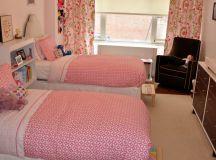 Little Girls' Shared Pink Bedroom - Project Nursery
