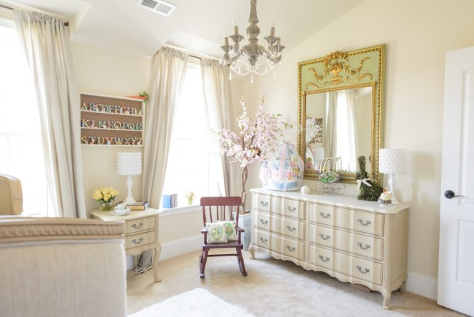 Elegant Beatrix Potter Nursery For Baby Sophia