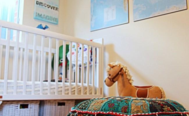 Rustic Vintage Diy Boy Nursery Project Nursery