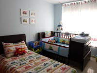 Gallery Roundup: Baby and Sibling Shared Rooms - Project ...