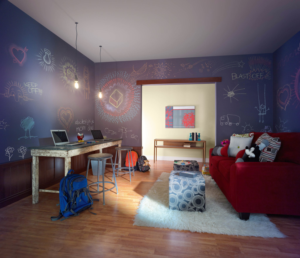 Giveaway Glidden Disney Paint And Fairy Bedding Project