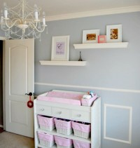 Baby Boy Nursery With Chair Rail - 15 ideas for your baby ...