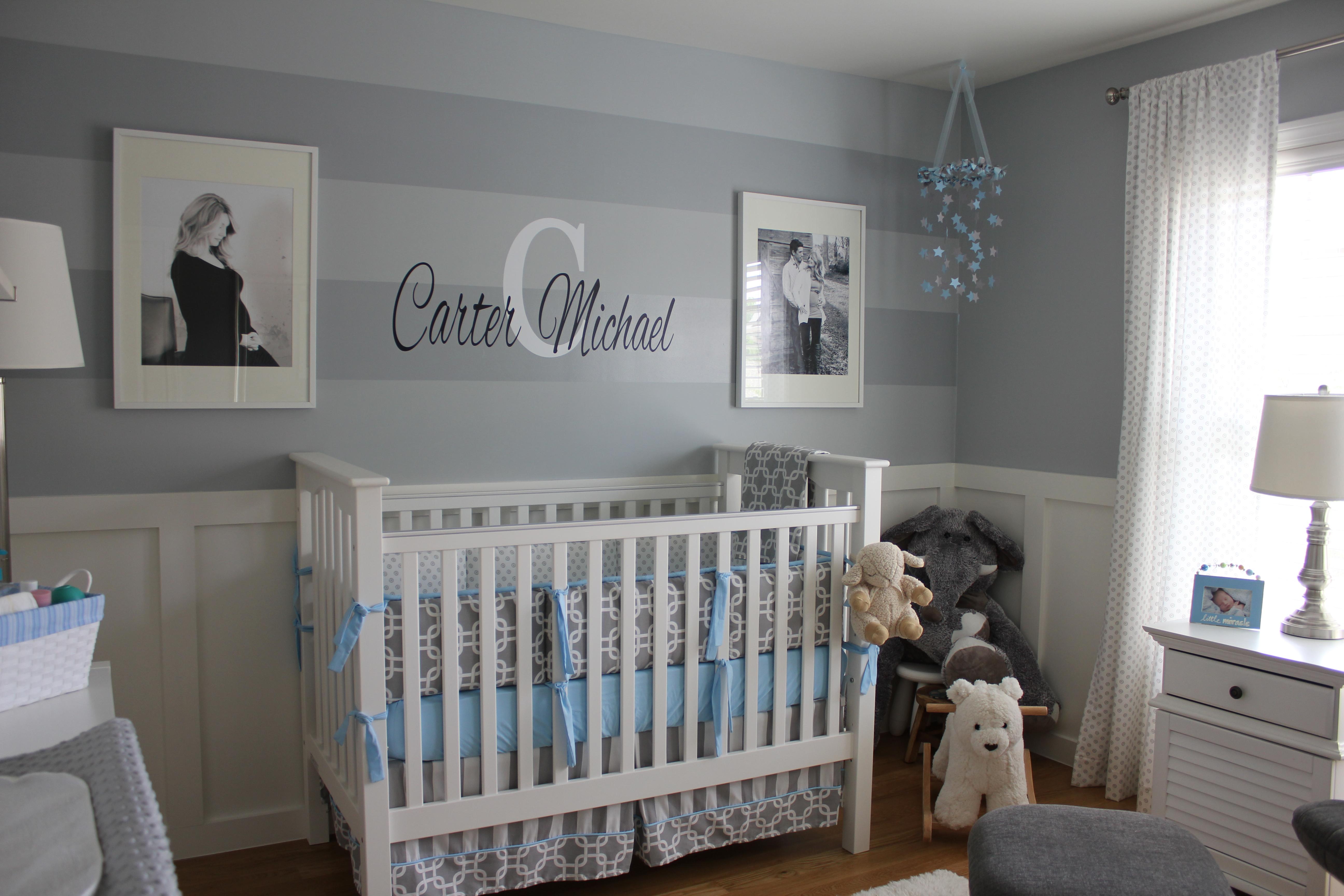 Carter S Peaceful Haven Project Nursery