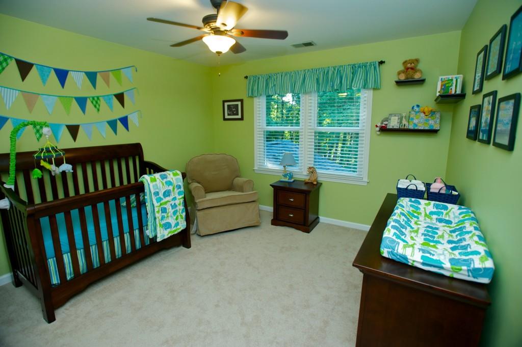 Baby Boy Animal Theme Project Nursery
