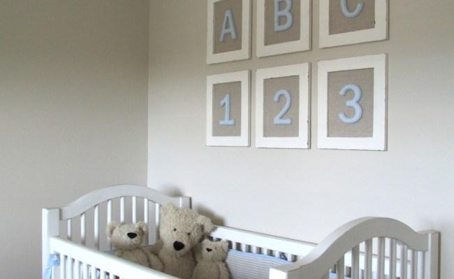 Baby Blake S Nursery Project Nursery