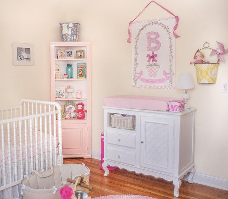Vintage Baby Nursery  Project Nursery
