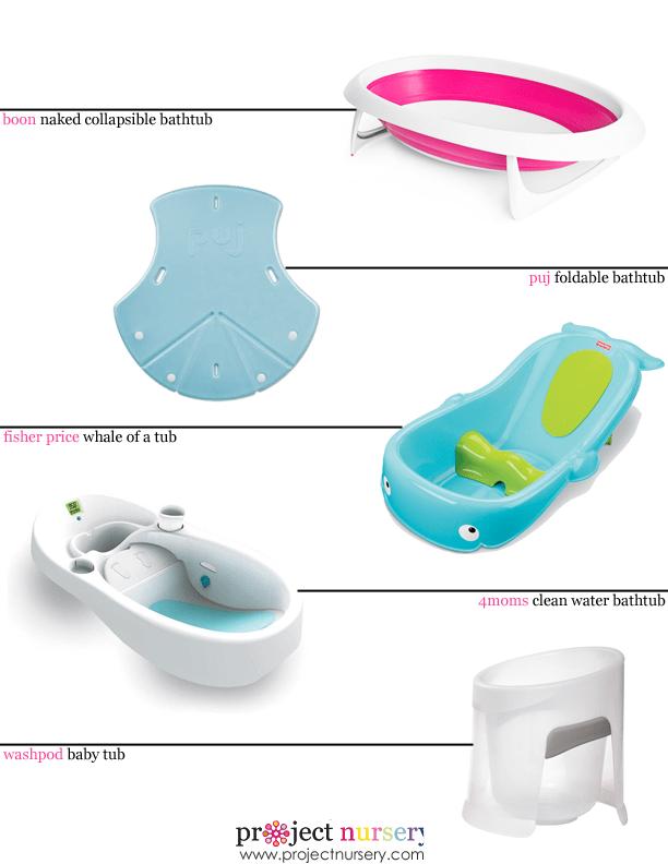 Baby Registry Baby Bathtubs Project Nursery