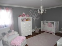 Pink and Gray Classic and Girly Nursery - Project Nursery