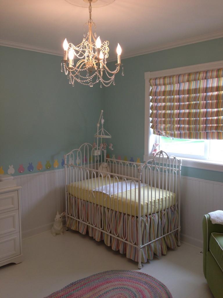 Blakes Bunny Nursery  Project Nursery