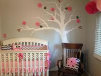 Pink & Grey Chevron Nursery - Project Nursery