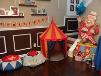 Carnival Birthday Party - Project Nursery