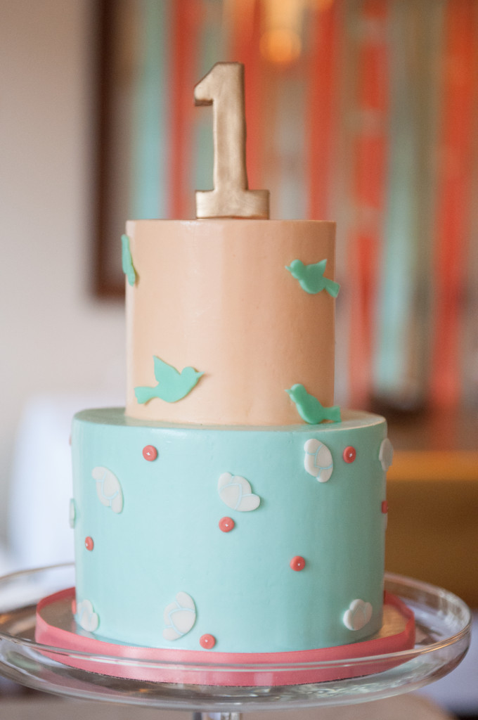 A Birdie First Birthday  Project Nursery