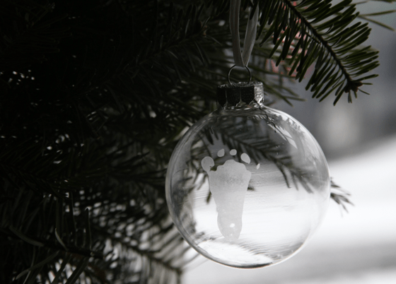 2013 baby first christmas ornament