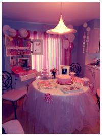 A Pink Dream Baby Shower - Project Nursery