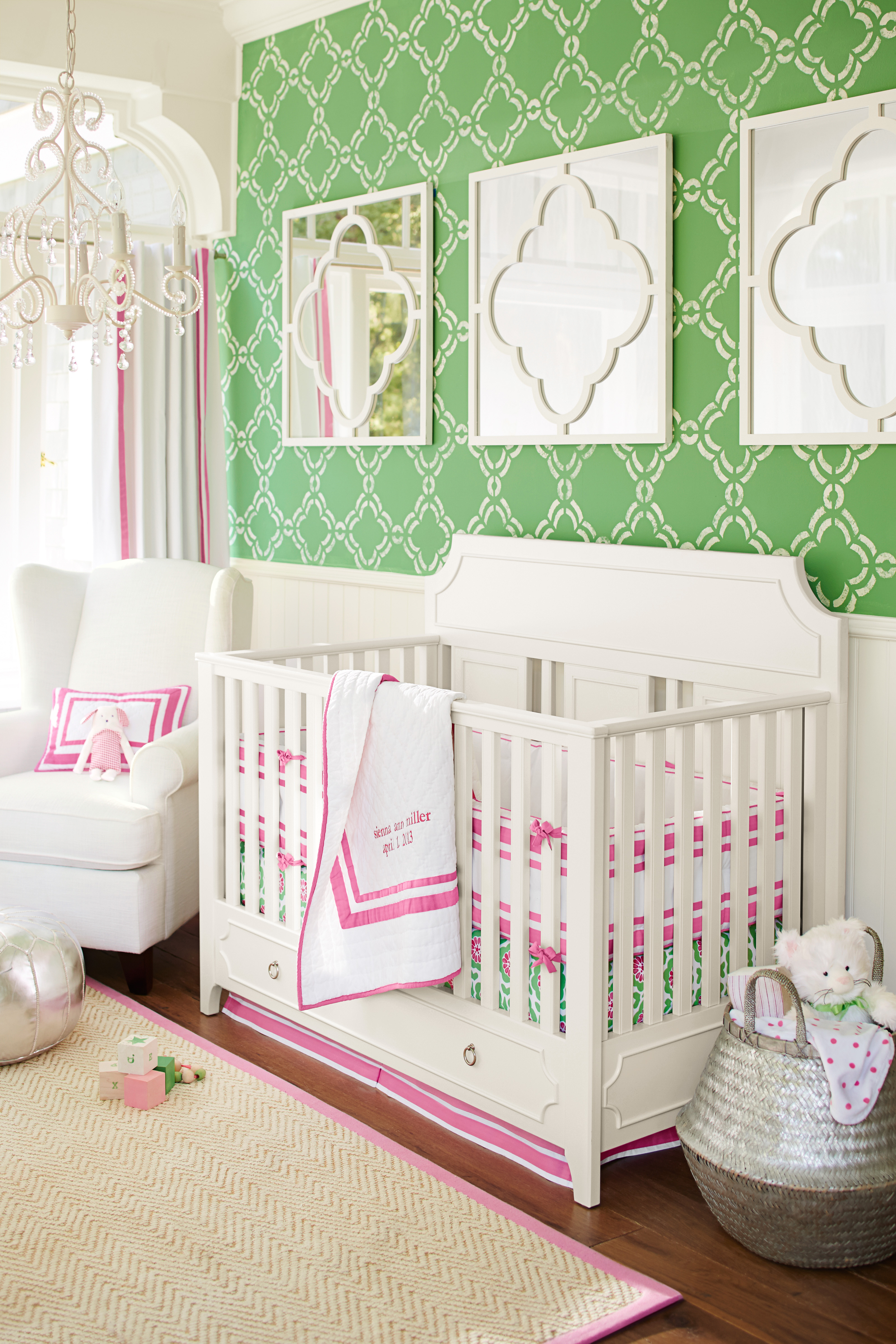 Giveaway Babyhome Dream Cot - Project Nursery | myownarticle.info