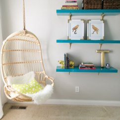 Hanging Chair Serena And Lily Ergonomic Checklist A Turquoise Tween Bedroom Project Nursery 13 24
