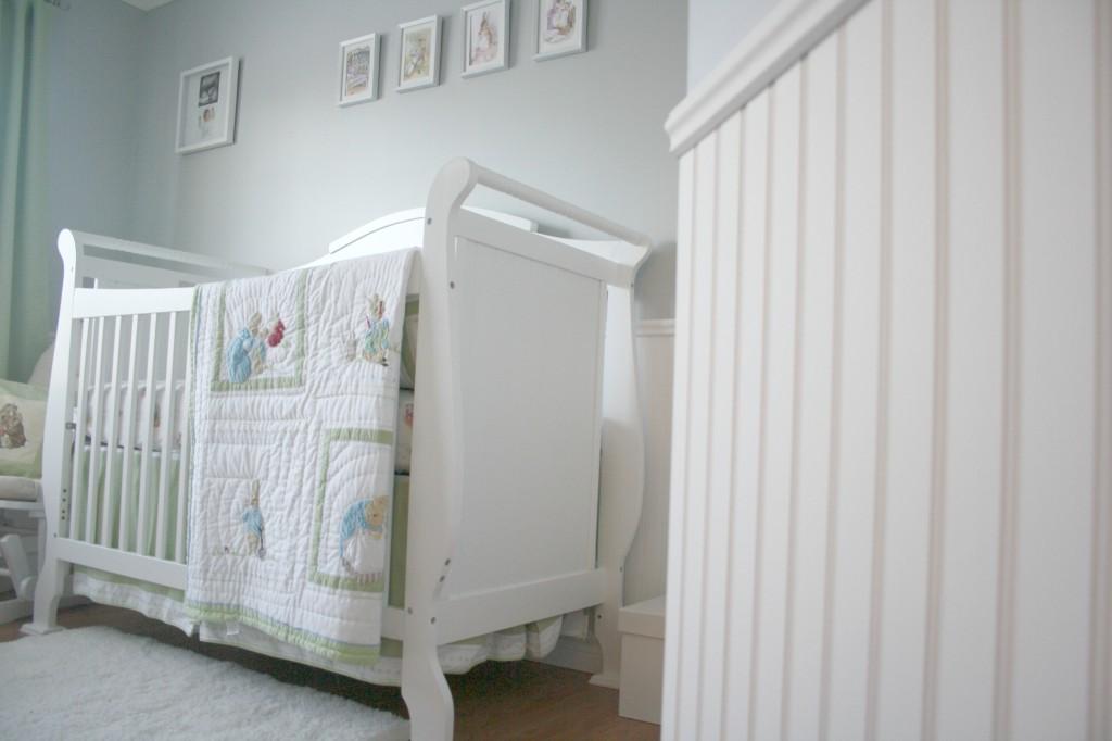 Beatrix Potter Nursery Project Nursery