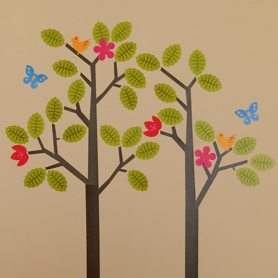 Tree Wall Decals Roundup