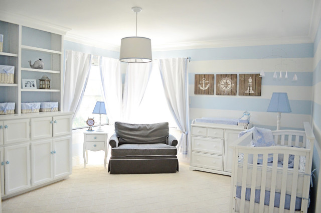 Baby Boy Nursery Themes  Project Nursery