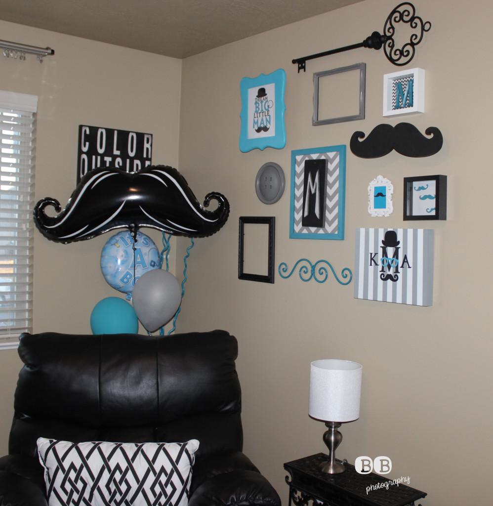 black rocking chair glider rocker covers dream big little man - a mustache themed nursery project