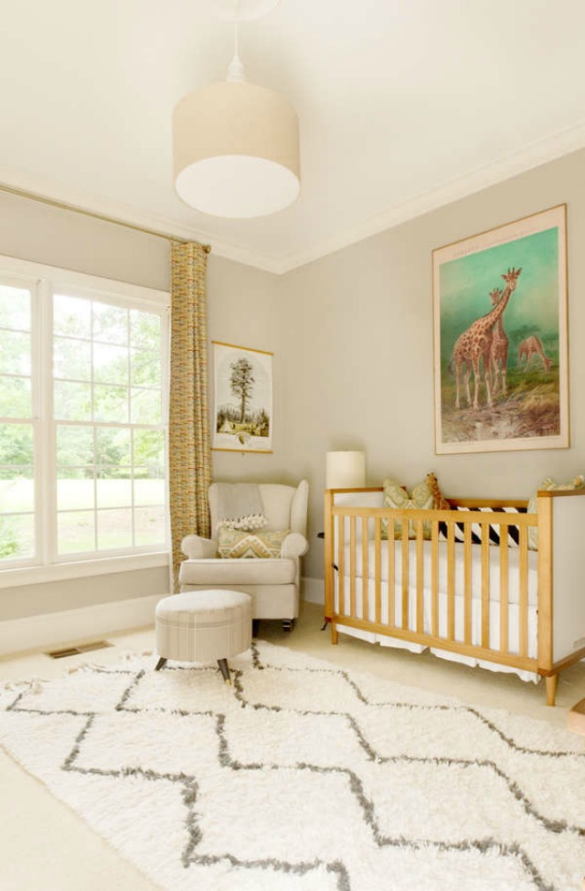 Gender Neutral Nursery Color Schemes  Project Nursery
