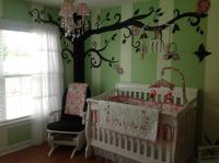 Paisley's Pink and Green Whimsical Nursery - Project Nursery