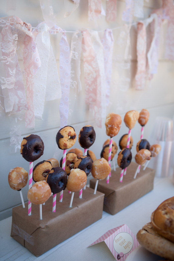 Blairs Donut 2nd Birthday Party  Project Nursery