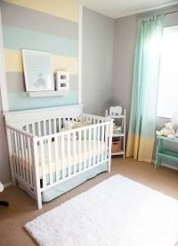 Gender Neutral Nursery Color Palette | Favorite Paint ...