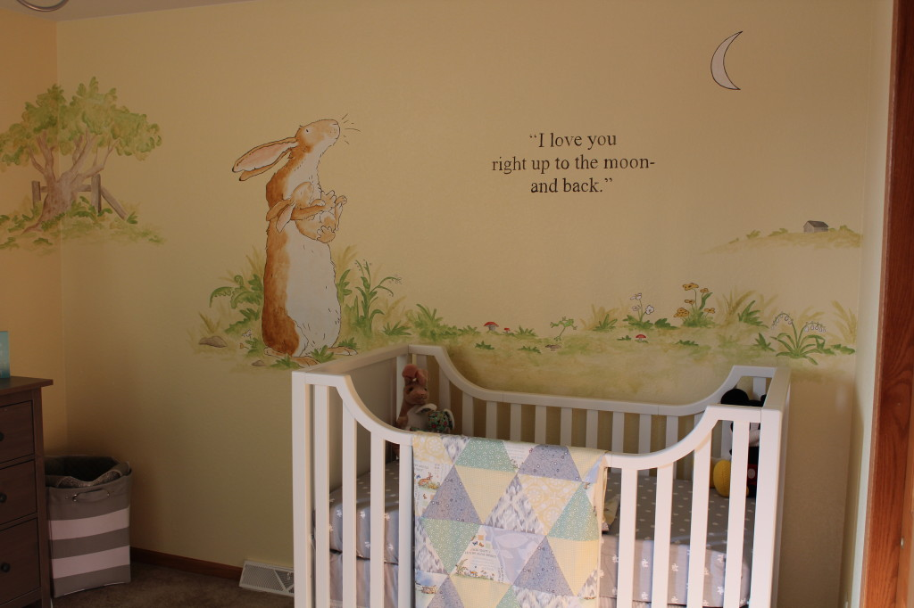 Guess How Much I Love You Nursery  Project Nursery