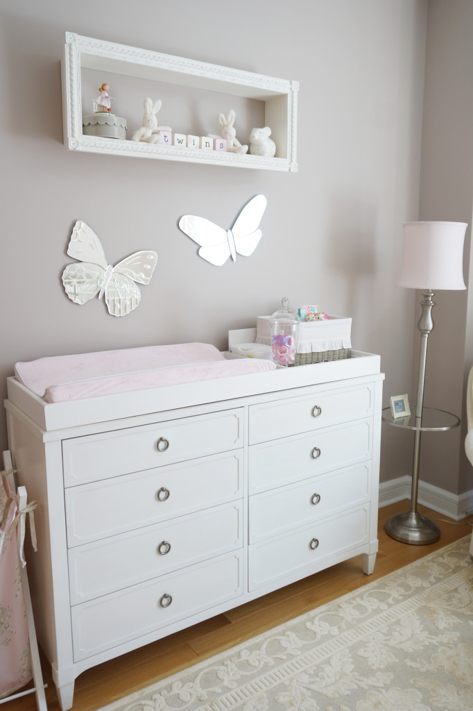 pink ivory and grey
